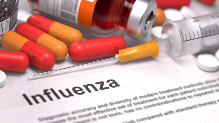 Grippewelle in Österreich