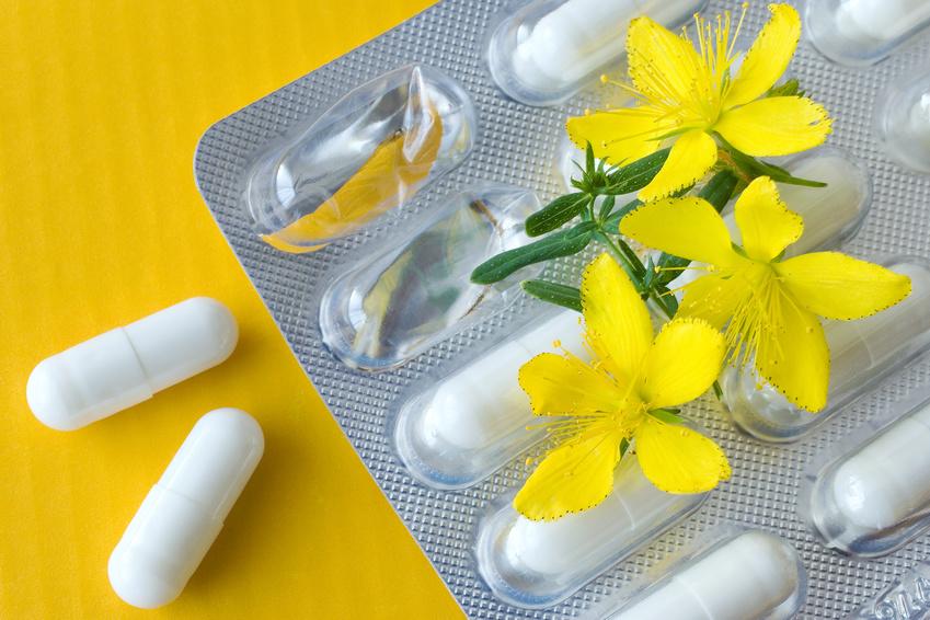 Johanniskraut-Präparate: Nur wirksam aus der Apotheke